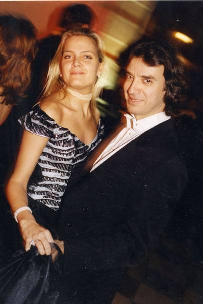 Alexandra Pulz and Dimitri Panagopoulos