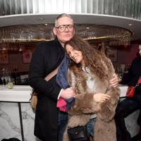 Giles Deacon and Lulu Kennedy