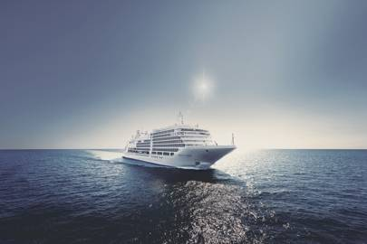 A Crystal Cruise: Lalique to frost Silversea luxury liners