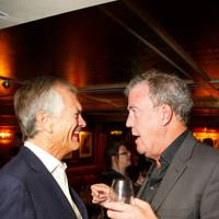 Charles Delevingne and Jeremy Clarkson