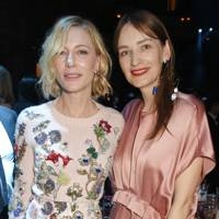 Cate Blanchett and Roksanda Ilincic