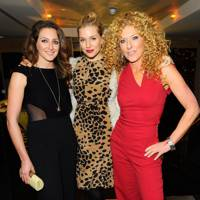 Natasha Corrett, Sienna Miller and Kelly Hoppen