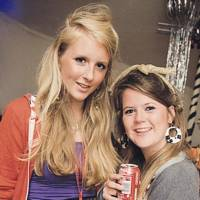 Charlotte Hilton and Brighde Nainby- Luxmoore