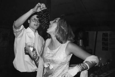 Johnny Freedland and Carole Cadwallader