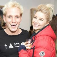Jamie Laing and Phoebe-Lettice Thompson
