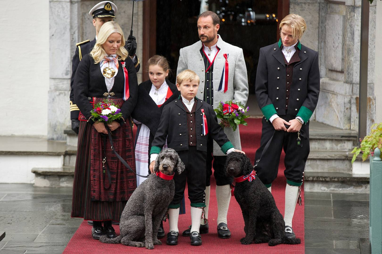 The Norwegian Royal Family In Pictures Tatler