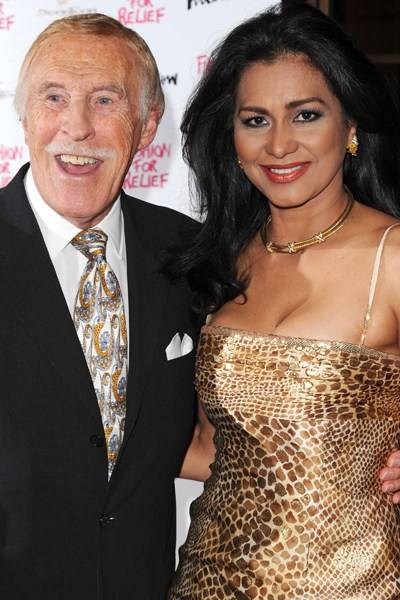 Sir Bruce Forsyth and Lady Forsyth