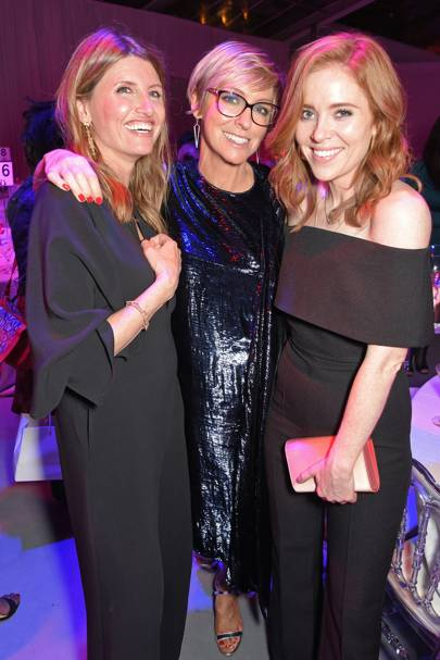Sharon Horgan, Jo Elvin and Angela Scanlon