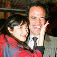 Rafaela Van der Heyden and Bernabe Tesouro