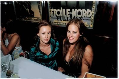 Camilla Al Fayed and Shana Seliggson