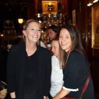 Sophia Hesketh and India Heathcote