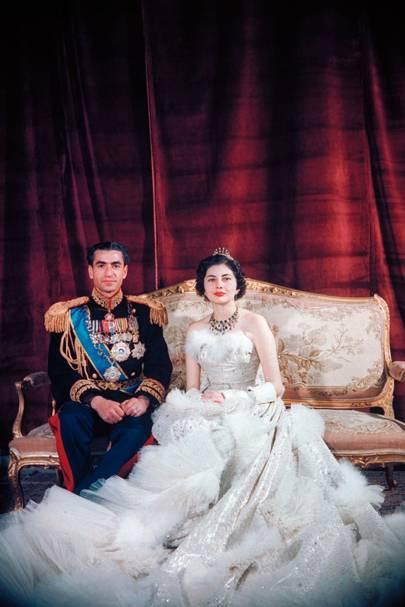 Queen Soraya of Iran