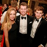 Tasha Mawdsley, Henry Salisbury and Valentin Abend
