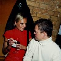Caroline Juel-Brockdorff and Soren Jessen