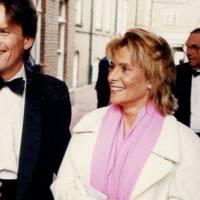 Luke Fenwick-Clennell and Mrs Luke Fenwick-Clennell