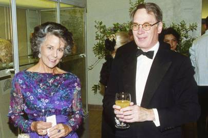 Lady Panufnik and the Duke of Gloucester