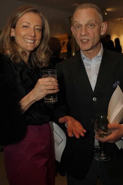 Miel de Botton and Neil Mendoza