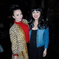 Gizzi Erskine and Melissa Hemsley