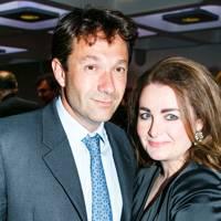 Peter Davies and Genevieve Davies