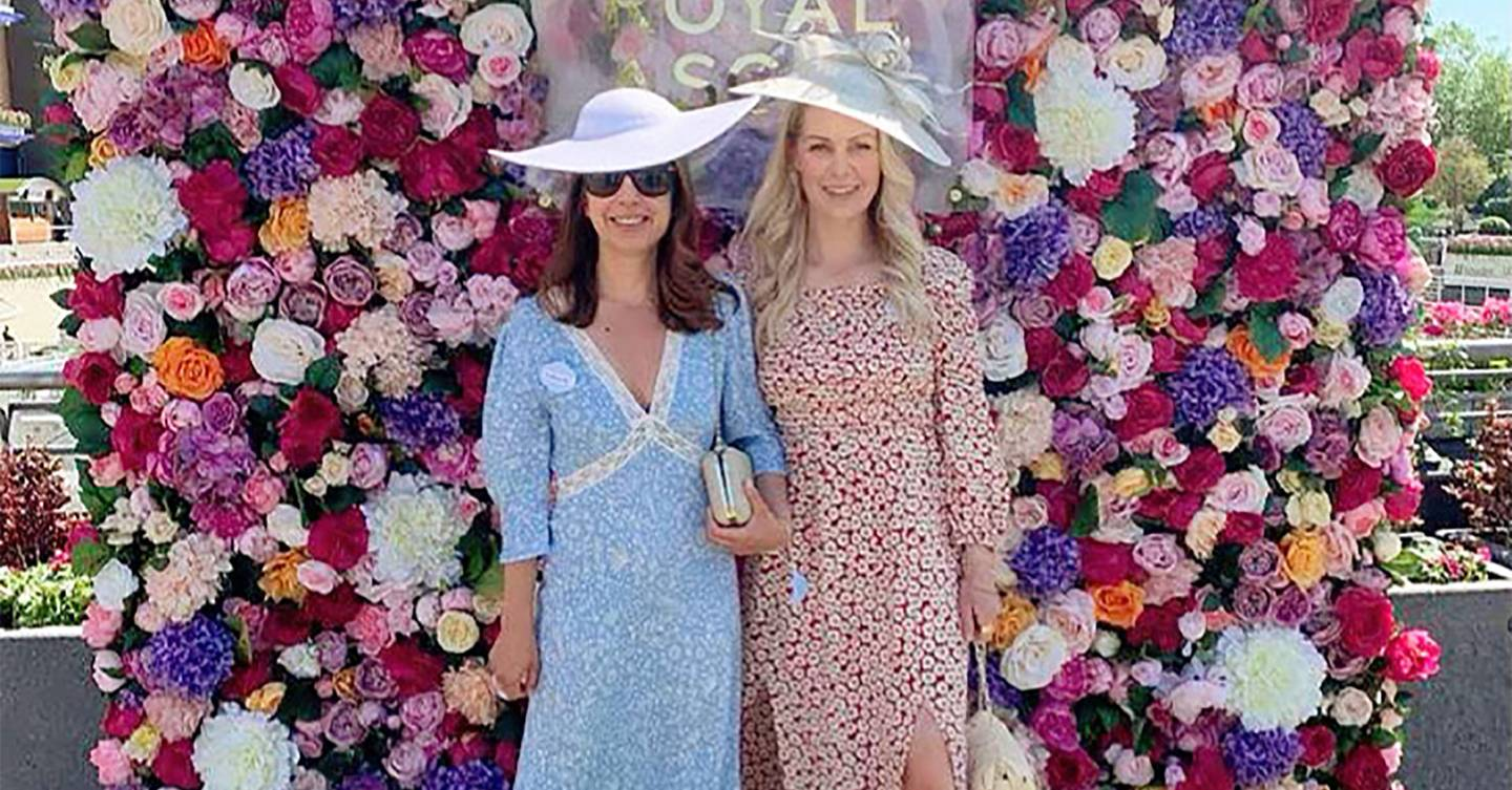 Testing, testing, 1, 2, 3: What it's like to go to Royal Ascot during a pandemic