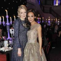 Lauren Laverne and Myleene Klass