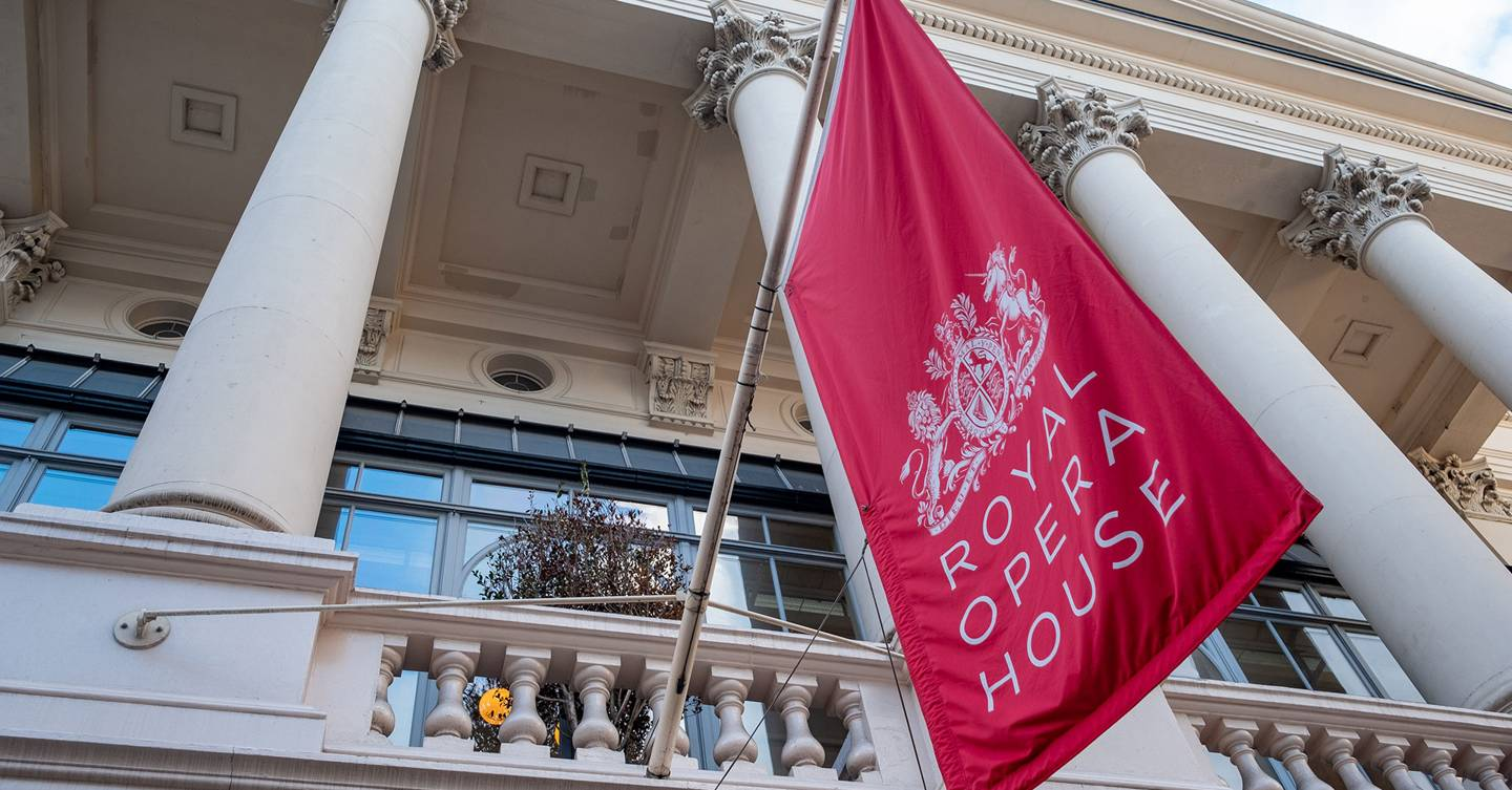 The Royal Opera House reopens its doors once more