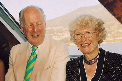 Gerald Cadogan and Mrs Gerald Cadogan