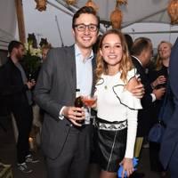 Charlie van Straubenzee and Daisy Jenks