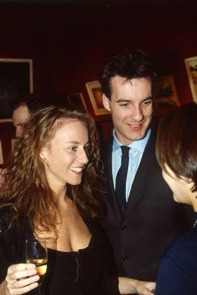 Allie Byrne, Edmund Hubbard and Joanna Weinberg