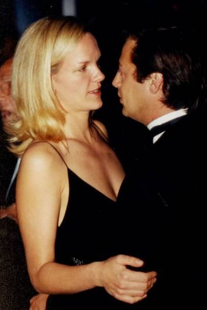 Matthew Freud and Elizabeth Murdoch