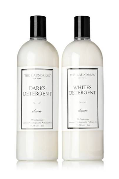The Laundress fabric care set