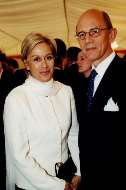 Dame Kiri Te Kanawa and Robert Hanson