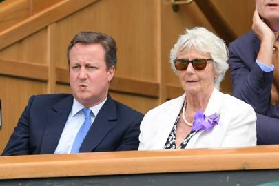 David Cameron and Mary Cameron