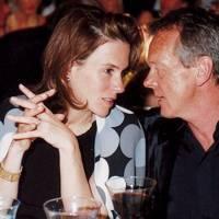 Mrs Roderick Vere-Nicoll and Richard Kries