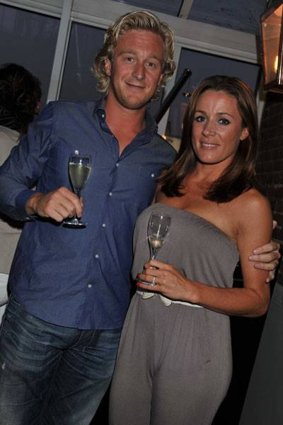 Owain Walbyoff and Natalie Pinkham