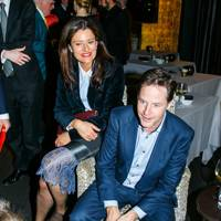 Miriam Gonzalez and Nick Clegg