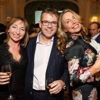 Karine Canevet, Pascal Canevet and Penelope White