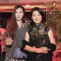 Catherine Song and Cicely Yang