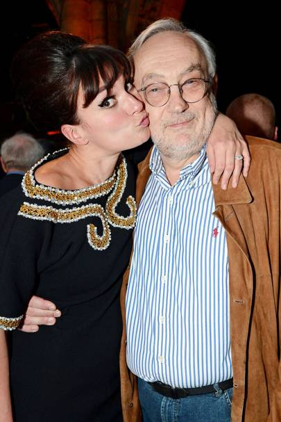 Gizzi Erskine and Pierre Koffman