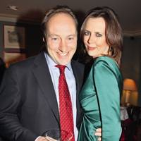 Andrew Roberts and Susan Gilchrist