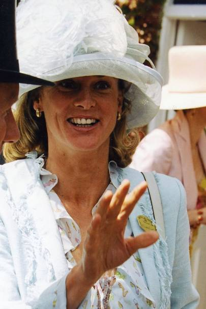 Mrs Luca Cumani
