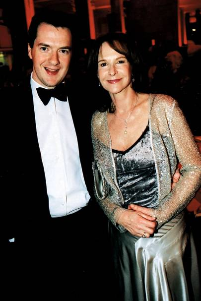 George Osborne and Lady Osborne