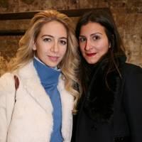 Sabine Ghanem and Jasmine Sevan