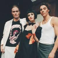 Michael Smith, Alexa Jonescu and Alex Spann