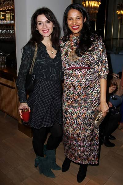 Lara Bohinc and Saloni Lodha
