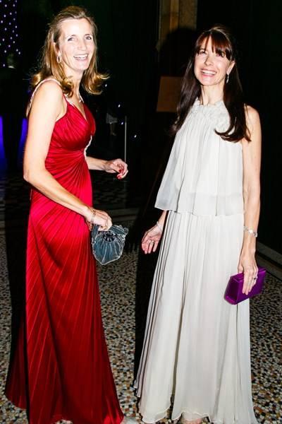 Melanie Broughton and Karen Crisford