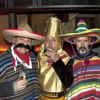 Kirk Heuser, Ian Ramsey and Gavin Shaw