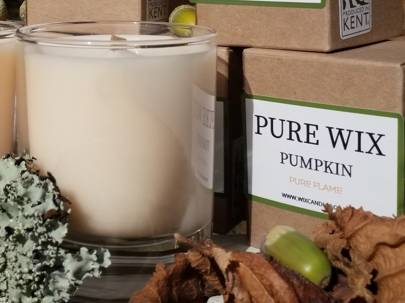 Pure Wix Eco Candles