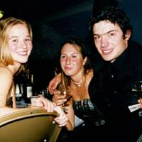Kirsty Ferguson, Maria Milton and Dymock Brett