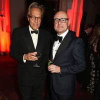 The Earl of March and Kinara and Georges Kern